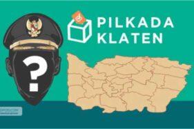 Ilustrasi Pilkada Klaten. (Whisnupaksa Kridhangkara)