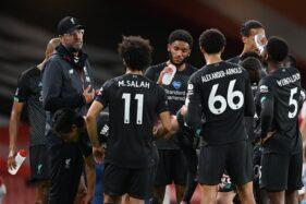Pupus! Liverpool Gagal Raih 100 Poin di Liga Inggris