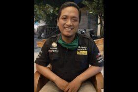 Ketua DPC PKB Solo, Muhamad Rofik. (Solopos/Kurniawan)