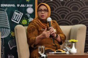 Plt. Kepala Dinas Pendidikan dan Kebudayaan Jateng, Padmaningrum. (Dok. Solopos.com-Imam Yuda S.)