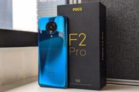 Resmi Hadir di Indonesia, Ini Spesifikasi Lengkap Poco F2 Pro