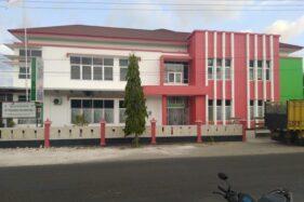 Gedung UPTD Puskesmas Pracimantoro I, Wonogiri. (Istimewa)