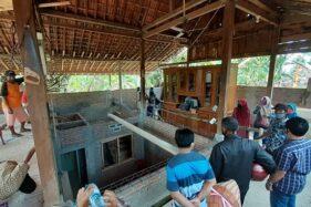 Seperti Kisah Rara Jonggrang, Giman Pria Ngawi Pindahkan Rumah Dibantu Kekuatan Gaib
