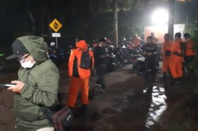 Kondisi Pos SAR Trenggalek setelah penemuan mayat seorang pendaki di area puncak Gunung Lawu, tepatnya di Gegerboyo pada Senin (6/7/2020). (Sri Sumi Handayani/Solopos)