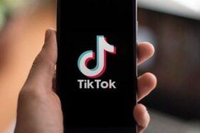 Ilustrasi aplikasi Tiktok. (Istimewa)