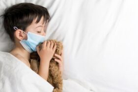 Anak Sakit Saat Pandemi Covid-19, Kapan Harus Dibawa ke Dokter?