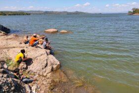 Cegah Kerumunan, Pemancingan WGM Wonogiri Ditutup Lagi