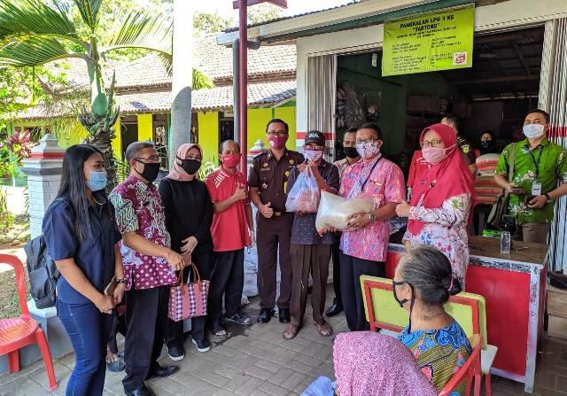 54.587 KPM Wonogiri Terima Bantuan Sembako, Kadinsos: Jangan Dijual!