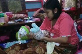 Geger! 1 Jam Hamil, Wanita Ini Mendadak Melahirkan Bayi Laki-Laki