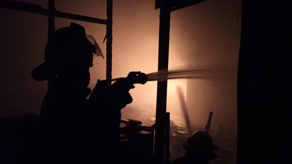 Sebelum Terbakar, Toko Bahan Kimia Bratachem Solo Baru Saja Restock Barang Rp1,5 Miliar
