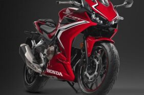 Honda CBR400R 2020. (Detik.com)