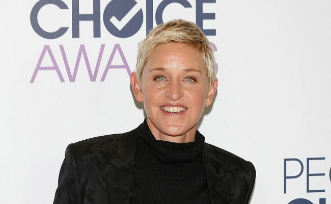 Dituduh Kasar dan Rasis, Ellen DeGeneres Buka Suara