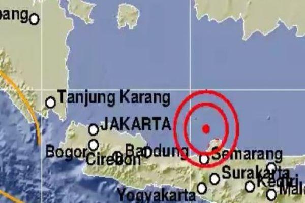 Gempa Bumi Jepara Terasa hingga Cilacap