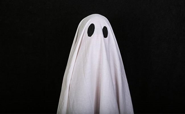 Ilustrasi hantu. (Istimewa)
