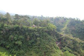 Pemandangannya Ciamik, Dukuh Girpasang di Kemalang Klaten Bakal Jadi Objek Wisata