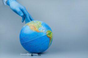 Update Covid-19 di Dunia: Kematian Hampir Mencapai 600.000