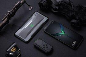 Saingi ROG Phone 3, Black Shark 3S Pakai Snapdragon 865+
