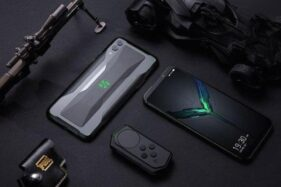 Smartphone Gaming Black Shark 3s. (Istimewa)