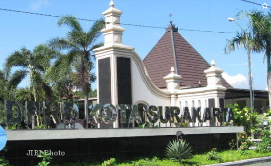Gedung DPRD Solo. (Solopos/dok)