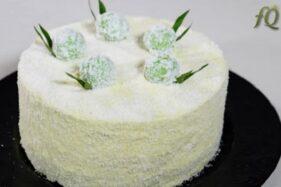 Resep Klepon Cake Kekinian Ala Farah Quinn