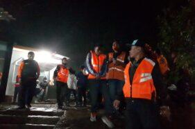 Kondisi Pos SAR Trenggalek setelah penemuan mayat seorang pendaki di area puncak Gunung Lawu, tepatnya di Gegerboyo pada Senin (6/7/2020). (Sri Sumi Handayani-Solopos.com)