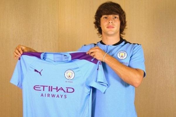 Manchester City Beli Pablo Moreno Rp158 Miliar, Siapa Dia?