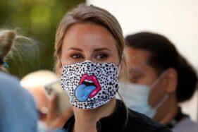 Duh! Warga Mulai Abai, 100 Orang Lebih Terjaring Razia Masker di Karanganyar