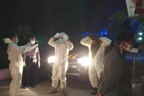Lagi Ronda, Warga Kaget Temukan Mayat di Persawahan Kwaren Klaten