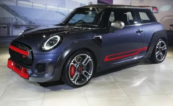 Mini John Cooper Works GP. (Antara)