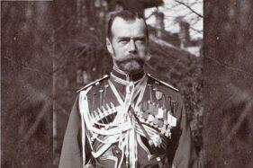 Tsar Nicholas II. (Wikipedia.org)