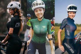 Tung Pang Cycling, Pesepeda Seksi yang Foto-Fotonya Bikin Ngilu