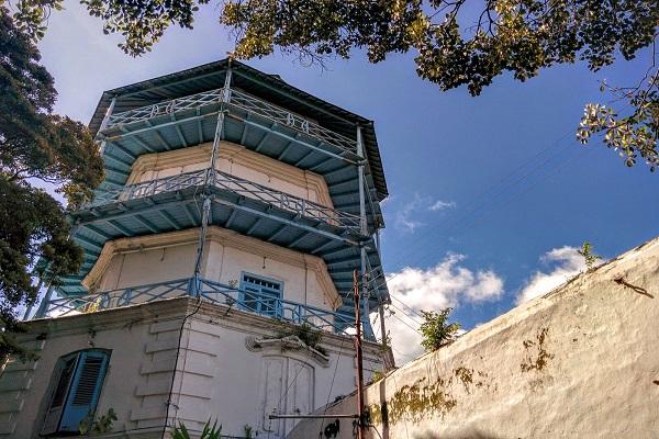 Panggung Sangga Buwana di Keraton Solo, Tempat Ketemu Ratu Kidul