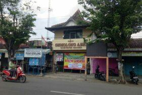 Pasar Gemolong Sragen Dijaga 24 Jam Meski Tutup