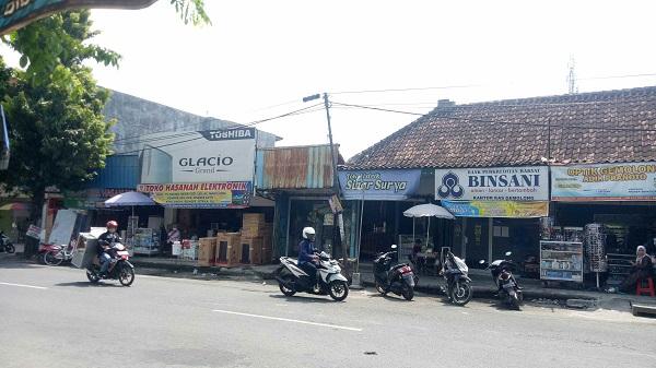 Pasar Gemolong Sragen Kembali Buka, 40% Pedagang Masih Libur, Takut Kena Covid-19?