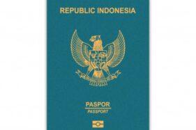 Ilustrasi paspor. (freepik)