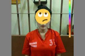 Pedangdut Seksi Ayu Vaganza ditangkap diduga terkait narkoba. (Istimewa)