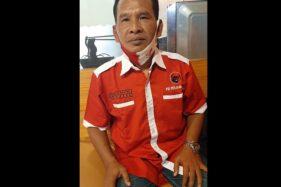 Indariyanto, Sekretaris Ranting PDIP Pajang, Laweyan, Solo. (Solopos/Kurniawan)