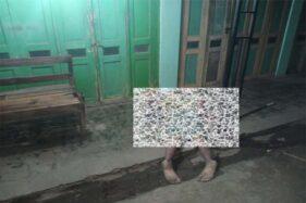 Geger! Mayat Pria Bersimbah Darah Tergeletak di Emper Rumah Warga Sragen