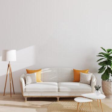 Ilustrasi menata ruang hunian minimalis (freepik)