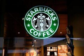 Ilustrasi gerai Starbucks. (Reuters)