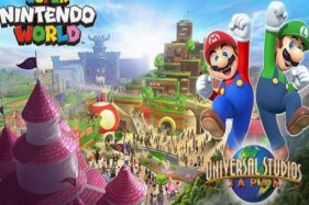 Super Nintendo World. (Liputan6.com)