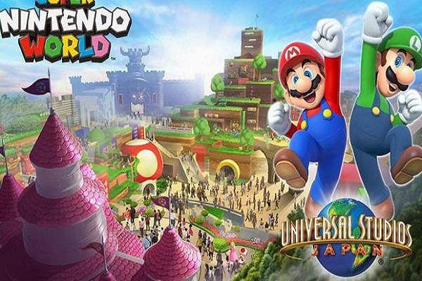 Super Nintendo World Batal Dibuka Juli Ini, Gara-Gara Covid Lagi