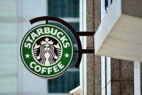 Ilustrasi logo Starbucks. (Pinterest)