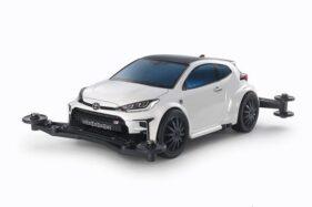 Bikin Penasaran Nih! Tamiya Toyota Yaris Bakal Segera Diluncurkan