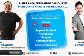 Ada Webinar Hingga Pelatihan, Solopos-Bank Indonesia Gelar UMKM Virtual Expo Mulai Senin