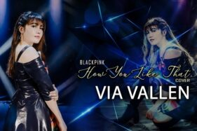 Via Vallen Cover How You Like That Blackpink Versi Koplo, Netizen: Kok Jadi Gini