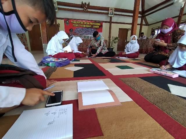 Desa Pranggong Boyolali Sediakan Wifi Gratis untuk Siswa Belajar Online