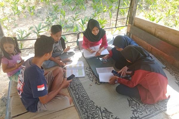 Pakai Dana Pribadi, Kades Ronggojati Wonogiri Berikan Wifi Gratis Tiap Dusun