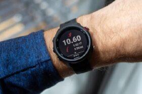Smartwatch Garmin. (Istimewa)
