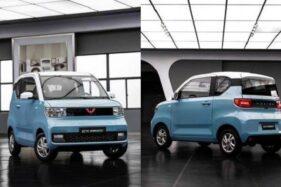 Mini EV Mobil Listrik bikinan Wuling. (Istimewa/Wuling)
